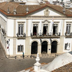Camara municipal de Faro