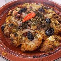 Chicken Beldi Tajine