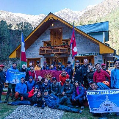 Phakding..On the way to Everest Base Camp