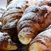 Croissant fresco todos los dias