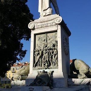 Statue de Garibaldi