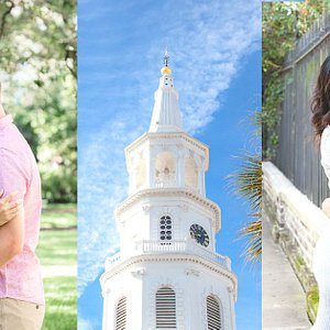 A tour of Charleston and a Photoshoot with Liz Duren Photography !
