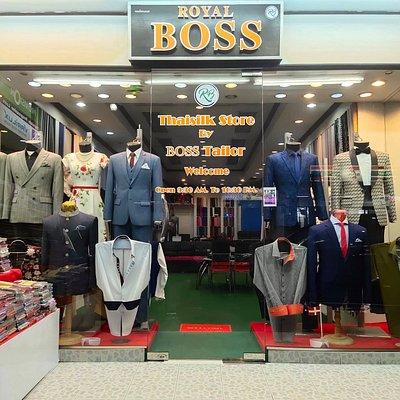 Royal Boss Tailor Hua Hin.