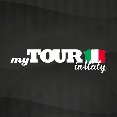 Logo my tour in Italy