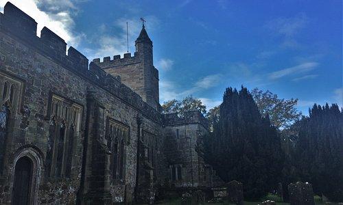 3.  St George's Church, Benenden