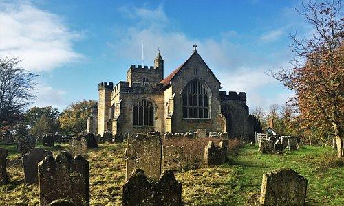 13.  St George's Church, Benenden
