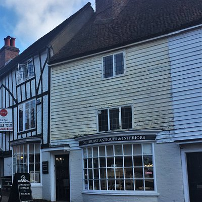 2.  Goudfhurst Antiques and Interiors, Goudhurst