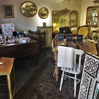 12.  Goudhurst Antiques and Interiors, Goudhurst