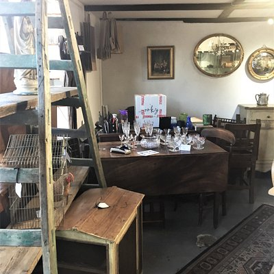 14.  Goudhurst Antiques and Interiors, Goudhurst