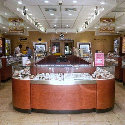 House of Rajah Jewelers [Interior]