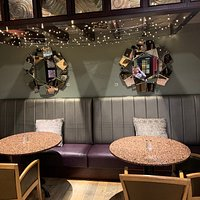 Some of or our seating area
