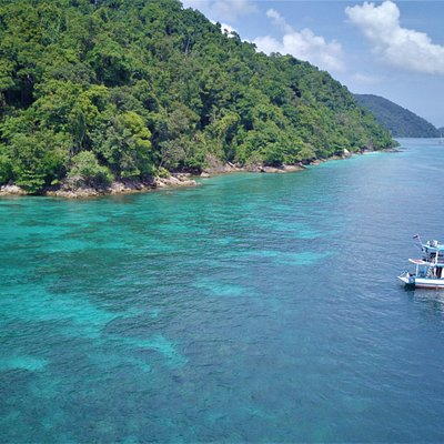 Surin Islands without the crowds