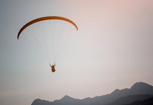 Paragliding in Cusco - Parapente en Cusco