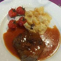 La viande / beurre par sa tendreté