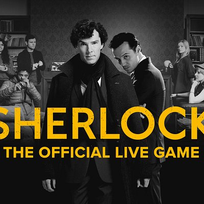 Enter into the world of Sherlock with immersive sets and environments from the show, as you work together as a team to solve mysteries and puzzles before time runs out.