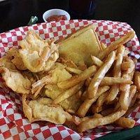 Shrimp Basket was very good!