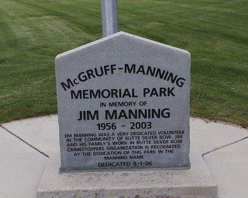 McGruff -Manning Memorial Park