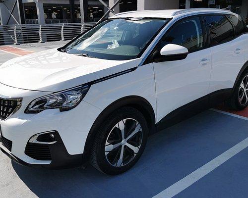 Brand new 2020 Peugeot 3008 SUV