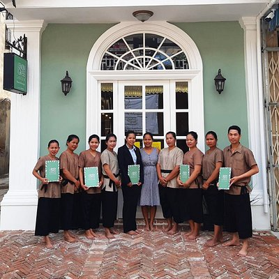 The team are ready and waiting to welcome you to Siem Reap's favourite our spa, now in Battambang!