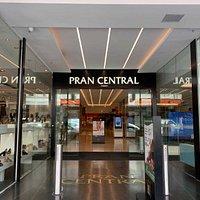 Pran Central Shopping Centre entrance