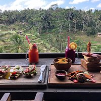 VIEW AND GOOD FOOD