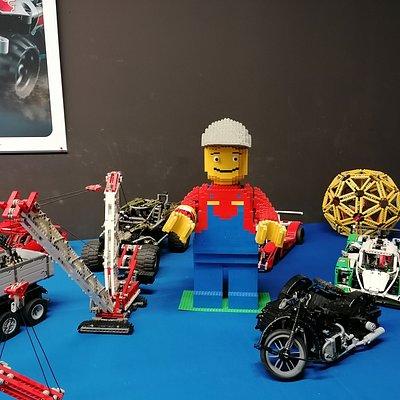 Музей-магазин Lego