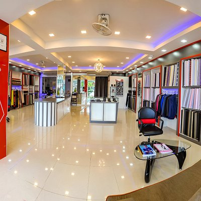 RK Tailor - interior
