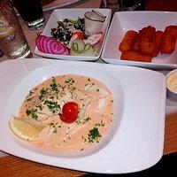 Cabillaud homardine