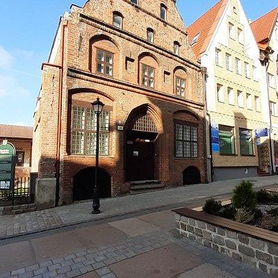 Kamienica Kupiecka - Muzeum Oręża Polskiego