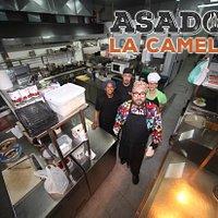 ASADOR LA CAMELLA