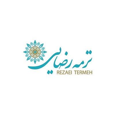 Rezaei Termeh Logo