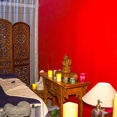 7 Buddhas Massage Center Paphos. First therapy room is ready :-)