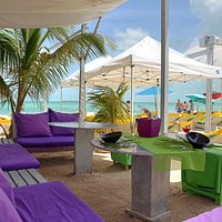 Most Chillout Spo witht Relaxed Vibes...  Stylish · Rustic Chic.......   Maruba Beach Klub @ Secret Beach San Pedro, Ambergris Caye Belize #1 Beach Klub in the country of Belize San Pedro Ambergris Caye