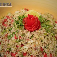Tabule Inka. A great salad and light for your digestions. Good for hikers!.