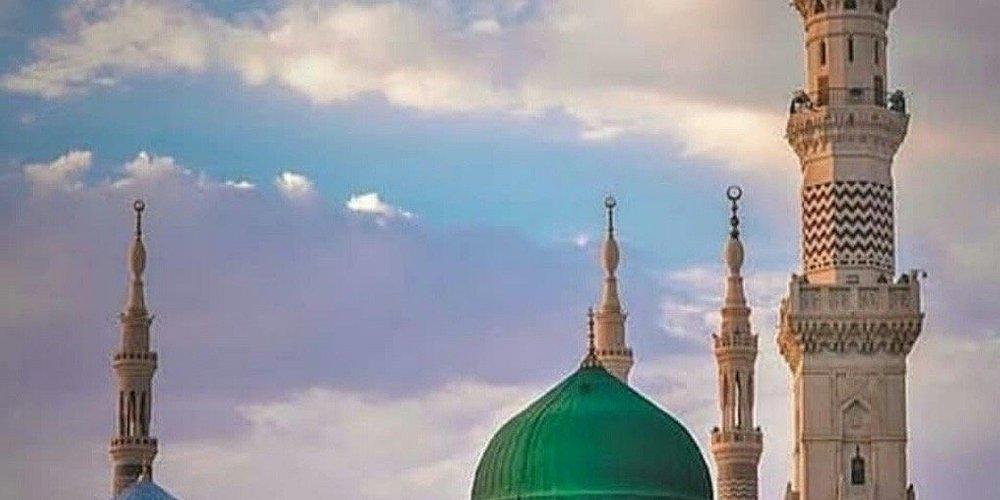 Madinah harram masjid e nabwi
