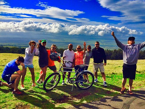 Picture perfect day on Maui Easy Riders Downhill Bike Tour