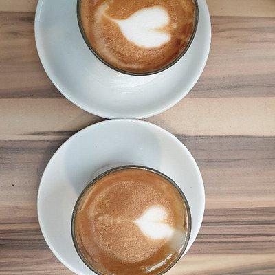 הקפה הכי מושלם שטעמתי!
