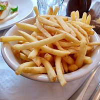 Rosemary salted fries