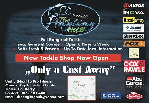 Tralee's No 1 Fishing Tackle Shop
