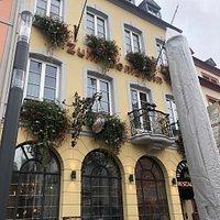 Trier city center.
