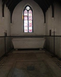 Wentworth resting place and chapel