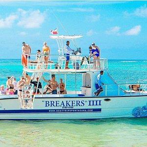 eco friendly catamaran