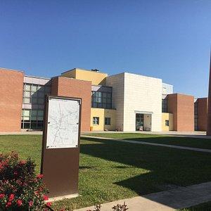 Il Museo della Centuriazione Romana (progettato da Aldo Rossi)