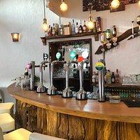 The newly renovated upstairs of Dan Murphy's Bar