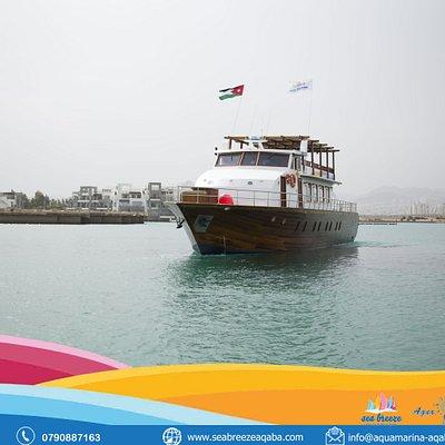 Breeze boat