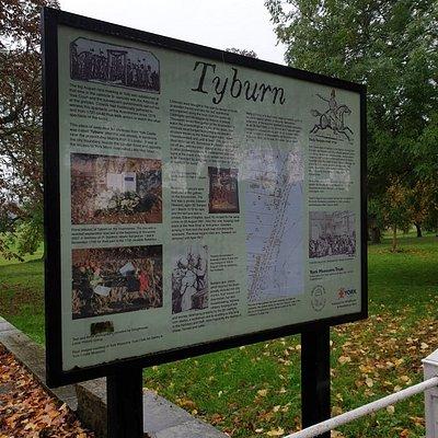 York Tyburn on Knavesmire