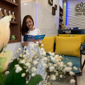 Rainy season is starting , Coral Spa is an ideal place for you to relax and unwind from the bustle and hustle world. If you are afraid to walk from the wet weather, please do not hesitate to contact us , we will arrange the pick up service for you ( it is free around in Hoi An).  WhatsApp + 84905844228 Kakao ID: CoralSpa We are looking forward to serving you!  Best Regards, Coral Spa Team