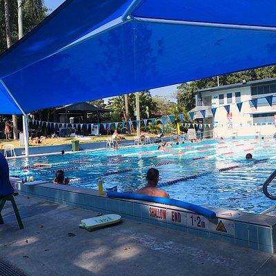 Hidden gem community pool close to CBD