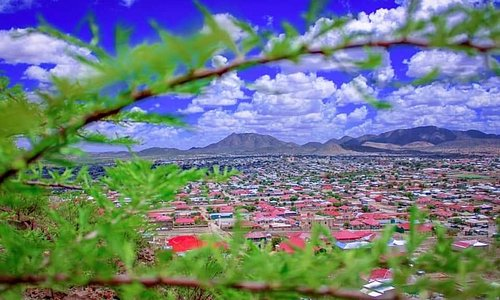 Borama, one of the most beautiful and peaceful places in Somalia and Horn of Africa