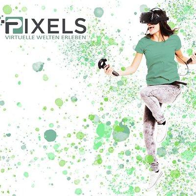 Im Pixels Virtual Reality Café in Fürth erlebst du Grenzenloses. Sichere dir jetzt einen Spot und buche jetzt dein außergewöhnliches Erlebnis auf www.pixels-vr.de.